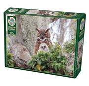 Cobble Hill Puzzles Cobble Hill Great Horned Owl Puzzle 1000pcs