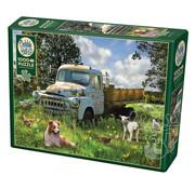 Cobble Hill Puzzles Cobble Hill Sheep Field Puzzle 1000pcs