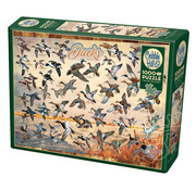 Cobble Hill Puzzles Cobble Hill Ducks of North America Puzzle 1000pcs