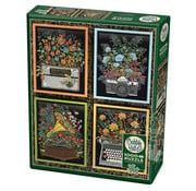Cobble Hill Puzzles Cobble Hill Floral Objects Puzzle 1000pcs