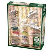 Cobble Hill Puzzles Cobble Hill Magic Tea Shop Puzzle 1000pcs