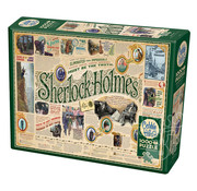 Cobble Hill Puzzles Cobble Hill Sherlock Puzzle 1000pcs