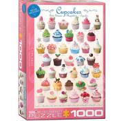 Eurographics Eurographics Cupcakes Puzzle 1000pcs