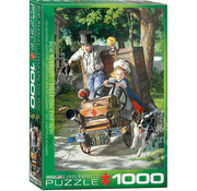 Eurographics Eurographics Help on the Way Puzzle 1000pcs