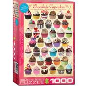 Eurographics Eurographics Chocolate Cupcakes Puzzle 1000pcs