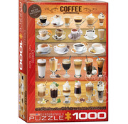 Eurographics Eurographics Coffee Puzzle 1000pcs