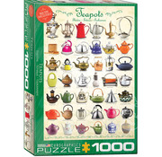 Eurographics Eurographics Teapots Puzzle 1000pcs