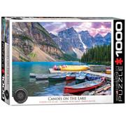 Eurographics Eurographics Canoes on the Lake Puzzle 1000pcs