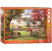 Eurographics Eurographics Old Pumpkin Farm Puzzle 1000pcs