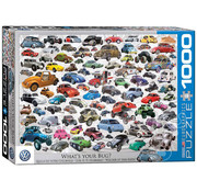Eurographics Eurographics What's Your Bug? Puzzle 1000pcs