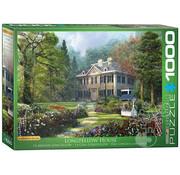 Eurographics Eurographics Longfellow House Puzzle 1000pcs