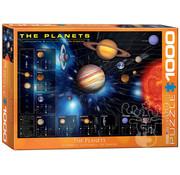 Eurographics Eurographics The Planets Puzzle 1000pcs