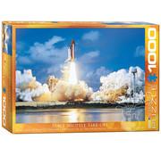 Eurographics Eurographics Space Shuttle Take-off Puzzle 1000pcs