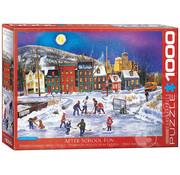 Eurographics Eurographics After School Fun Puzzle 1000pcs