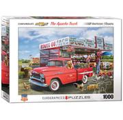 Eurographics Eurographics The Apache Truck Puzzle 1000pcs