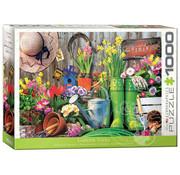 Eurographics Eurographics Garden Tools Puzzle 1000pcs