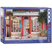 Eurographics Eurographics Ye Olde Toy Shoppe Puzzle 1000pcs