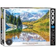 Eurographics Eurographics Rocky Mountains  Colorado, USA Puzzle 1000pcs