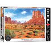 Eurographics Eurographics Monument Valley Arizona, USA Puzzle 1000pcs