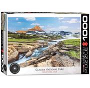 Eurographics Eurographics Glacier National Park, Montana, USA Puzzle 1000pcs