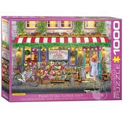 Eurographics Eurographics Plush Petals Flower Shop Puzzle 1000pcs