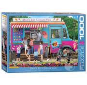 Eurographics Eurographics Dan's Ice Cream Puzzle 1000pcs