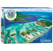 Eurographics Eurographics Save Our Planet Collection: Coral Reef Puzzle 1000pcs