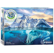 Eurographics Eurographics Save Our Planet Collection: Arctic Puzzle 1000pcs