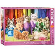 Eurographics Eurographics Kitten Pride Puzzle 1000pcs