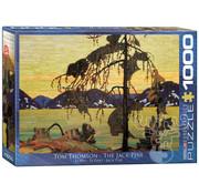 Eurographics Eurographics Jack Pine Puzzle 1000pcs