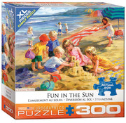Eurographics Eurographics Fun in the Sun XL Family Puzzle 300pcs