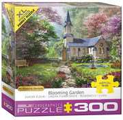 Eurographics Eurographics Blooming Garden XL Family Puzzle 300pcs