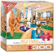 Eurographics Eurographics Yoga Studio XL Family Puzzle 300pcs