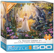 Eurographics Eurographics Princess' Garden Large Pieces Family Puzzle 500pcs
