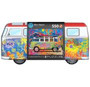 Eurographics Eurographics VW Wave Hopper Puzzle 550pcs in VW Tin