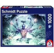 Schmidt Schmidt Dream In The Universe Puzzle 1000pcs