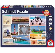 Schmidt Schmidt By The Sea Puzzle 1000pcs