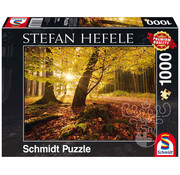 Schmidt Schmidt Autumn Magic Puzzle 1000pcs