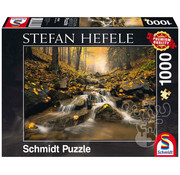 Schmidt Schmidt Fabulous Brook Puzzle 1000pcs