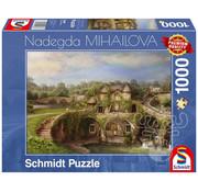 Schmidt Schmidt Nature House Puzzle 1000pcs