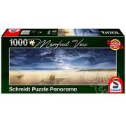 Schmidt Schmidt Infinitive Vastness, Sylt Panorama Puzzle 1000pcs