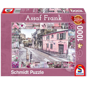 Schmidt Schmidt Romantic Journey Puzzle 1000pcs