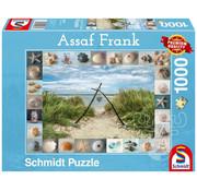 Schmidt Schmidt Seashore Colllectibles Puzzle 1000pcs