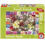 Schmidt Schmidt Orchids Puzzle 1000pcs