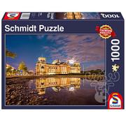 Schmidt Schmidt Reichstag, Berlin Puzzle 1000pcs