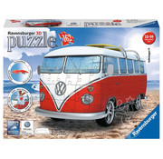 Ravensburger Ravensburger 3D VW Bus T1 Campervan Puzzle 108pcs