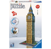 Ravensburger Ravensburger 3D Big Ben Puzzle 216pcs
