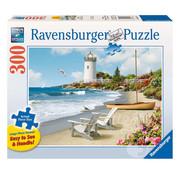Ravensburger Ravensburger Sunlit Shores Large Format Puzzle 300pcs