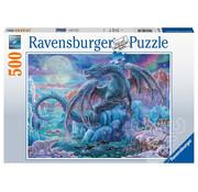 Ravensburger Ravensburger Mystic Dragons Puzzle 500pcs