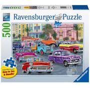 Ravensburger Ravensburger Cruisin' Large Format Puzzle 500pcs